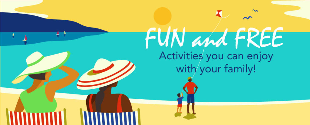 FUN and FREE Activities you can enjoy with you family!